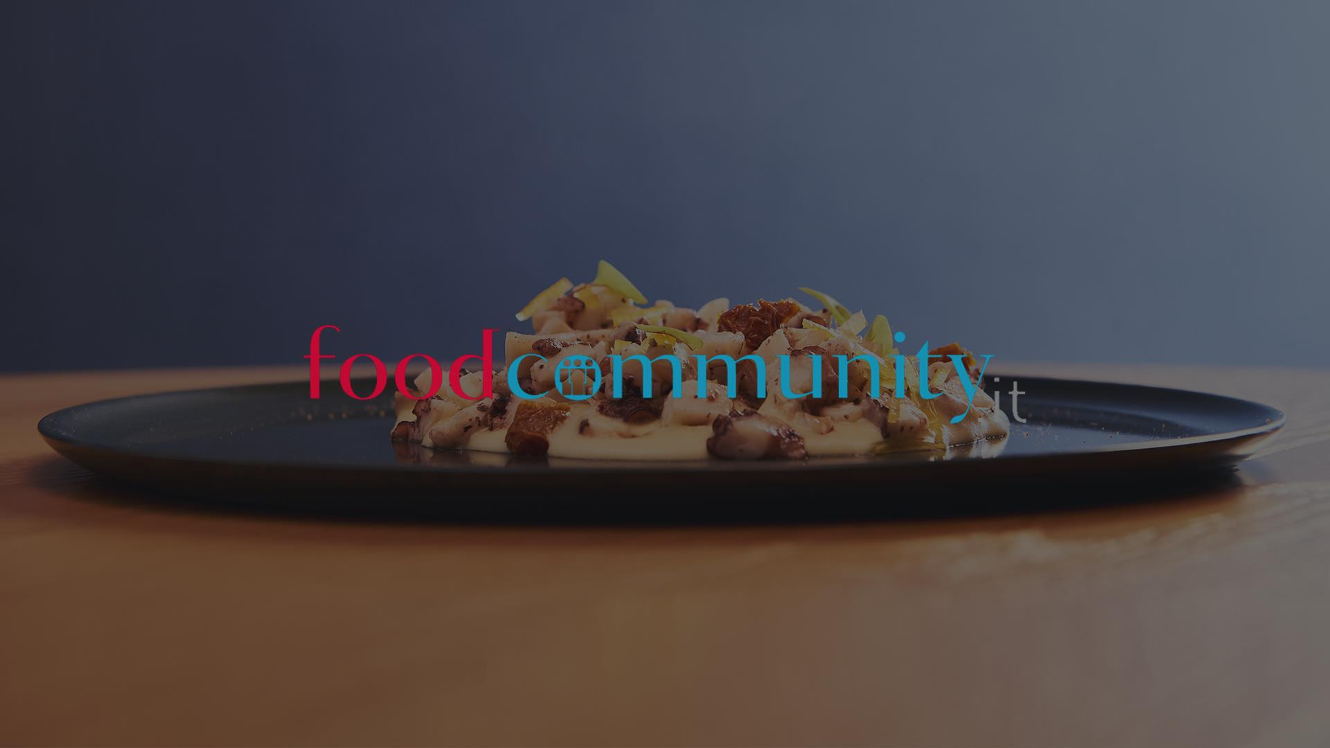 Roberto Giannoni su FoodCommunity.it